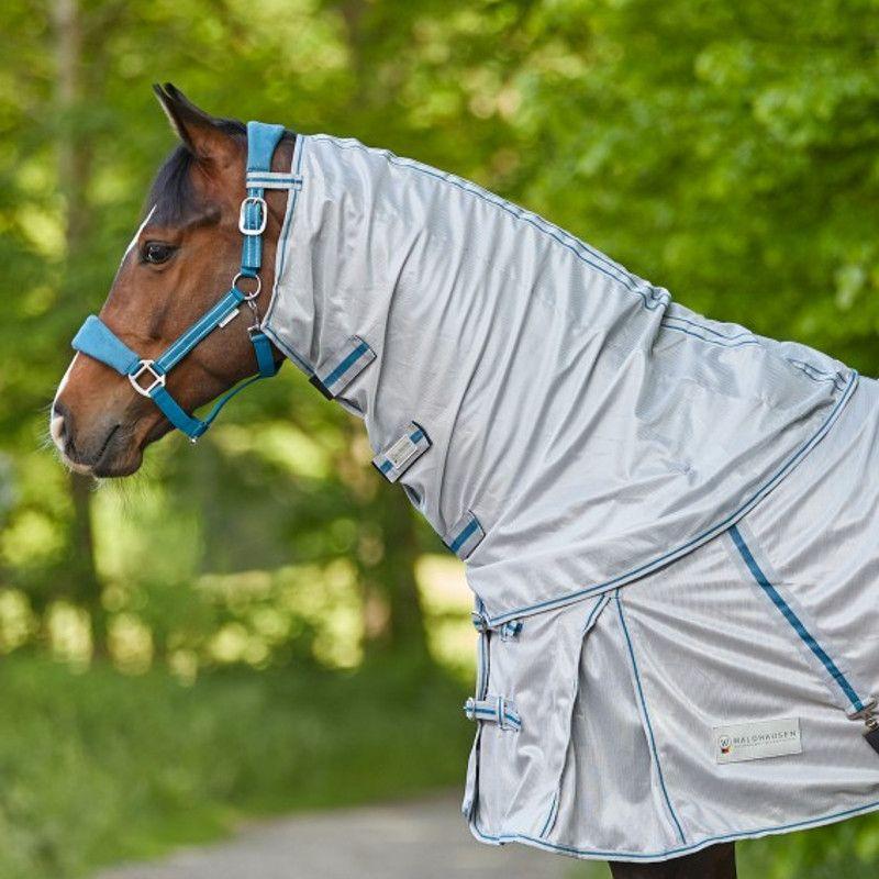 Camail anti-mouche cheval anti-UV Protect
