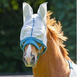 Masque anti-mouche cheval Protec