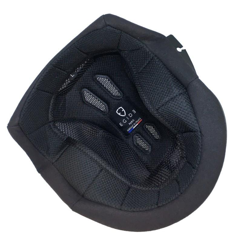 Habillage intérieur casque équitation Egide  - Le Paturon