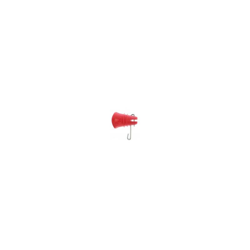 Isolateur à goupille en polyéthylène Creb  - Le Paturon