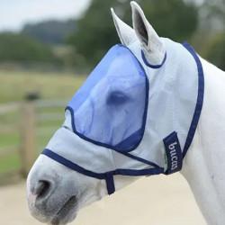 Masque anti mouche cheval...