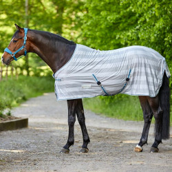 Couverture anti-mouche cheval Economic Sursangles Waldhausen