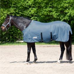 Couverture anti-mouche cheval Protect Waldhausen - Le Paturon - Bleu