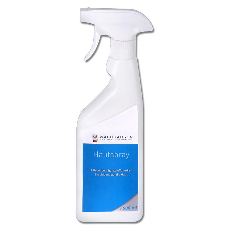 Spray anti démangeaison cheval - Aloe vera  Huile d'arbre à thé - Waldhausen