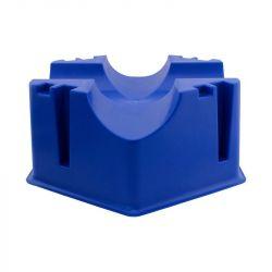 Cube empilable pour barres d'obstacles Parcours et Travail