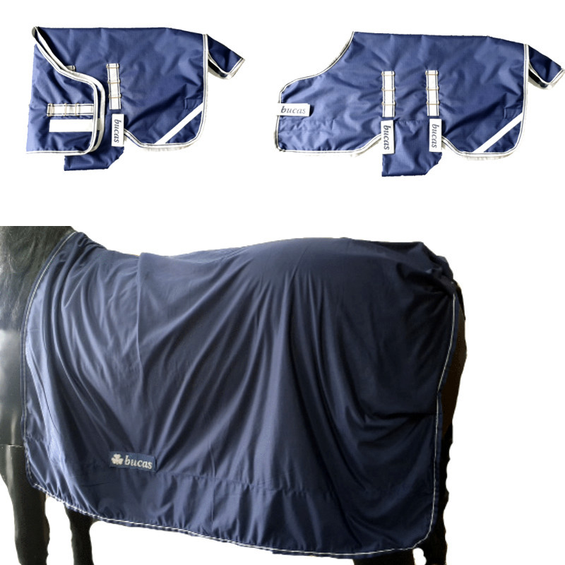 Couverture grooming cheval Bucas - Foal rug - Le Paturon