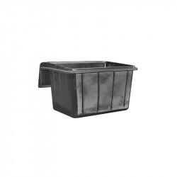 Mangeoire de porte en caoutchouc 25 litres - Le Paturon