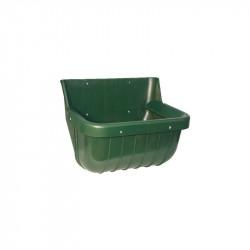 Mangeoire à rebords amovibles 15 litres Stable Pro - Le Paturon