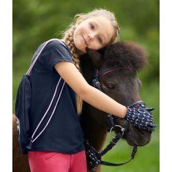 Gants équitation enfant Elt Paris Lucky Dora - Le Paturon