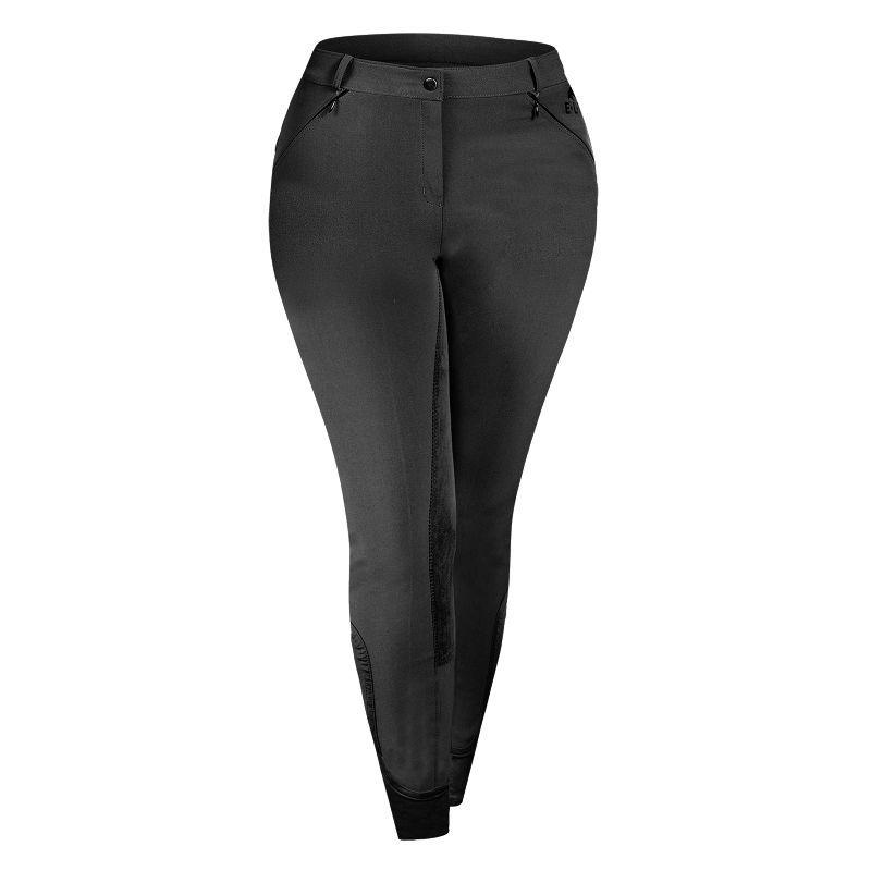 Pantalon équitation Dahlia Femme fond intégral grande taille - Le Paturon