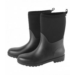 Les bottes basses idéales pourtoujours rester au sec à l'écurie - Le Paturon