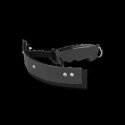 Couteau de chaleur Waldhausen - Le Paturon - Noir