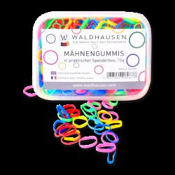 Elastiques larges colorés Waldhausen - Le Paturon