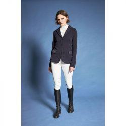 Une veste de concours originale et élégante conçue pour la cavalièremoderne - Le Paturon
