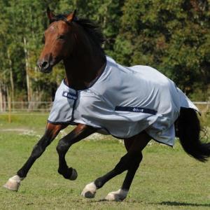 Couverture anti-mouches Buzz-Off Classic cheval Bucas - Le Paturon