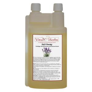 Itch Away complément liquide Vital Herbs - Le Paturon