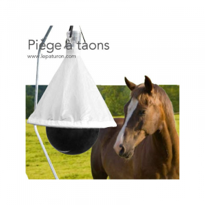 Anti taons cheval avec pied