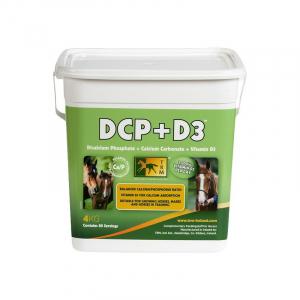 Calcium phosphore cheval DCP + D3 4 kg TRM