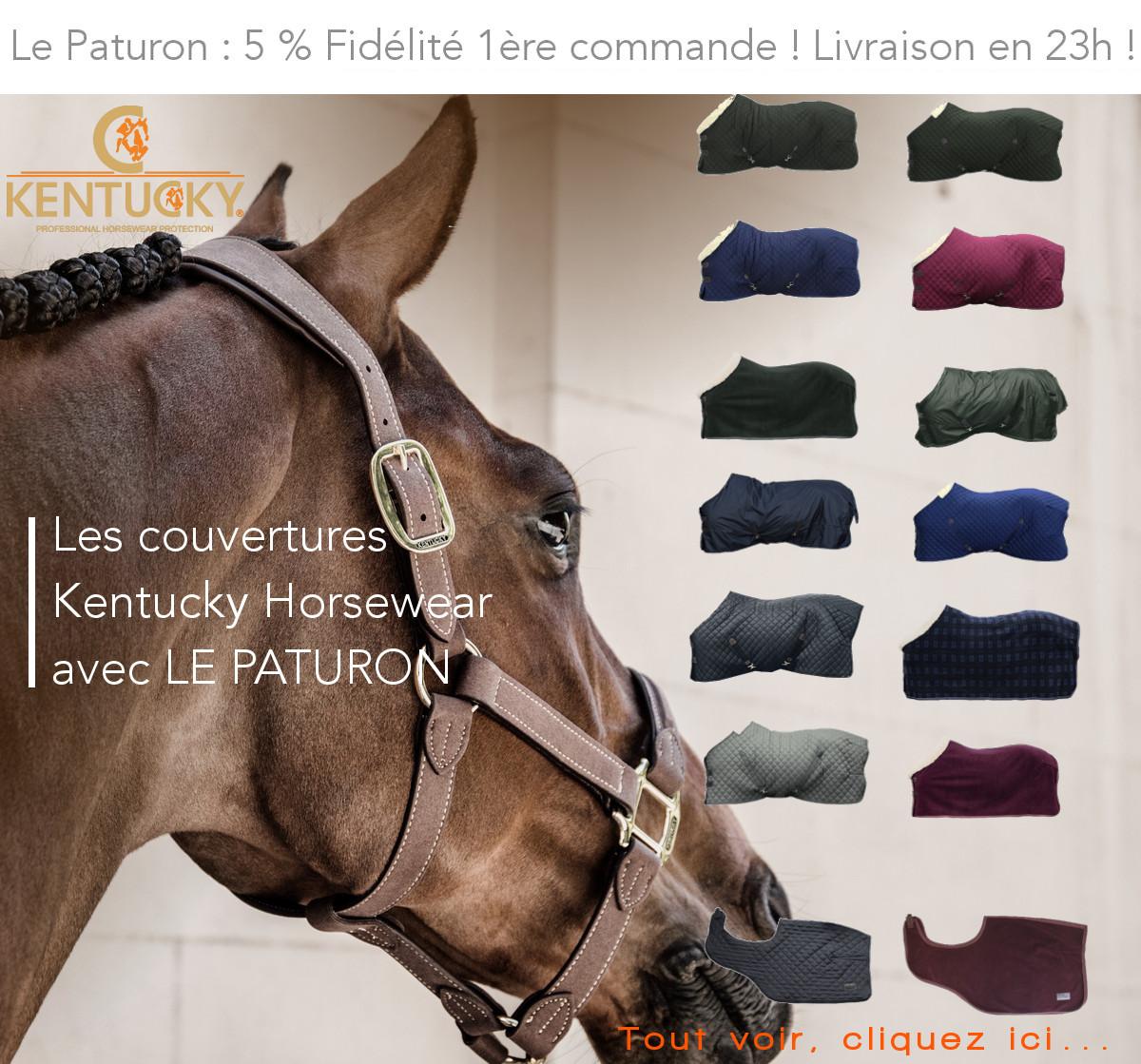 Choisir couverture cheval