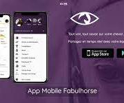 Application Mobile Fabulhorse
