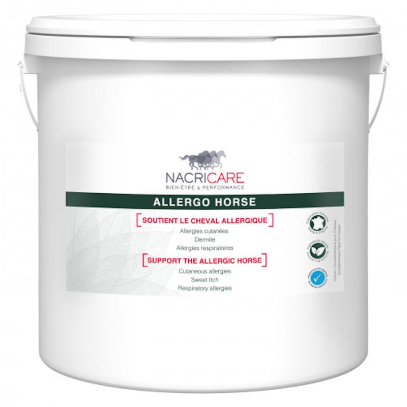 Allergo Horse Nacricare - Allergie cheval Respiration et Peau - Le Paturon
