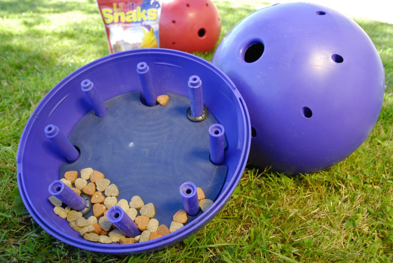 Snack a ball Likit - Friandise cheval - Le Paturon
