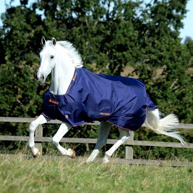 Couverture cheval Bucas 50 g Recuptex - Le Paturon