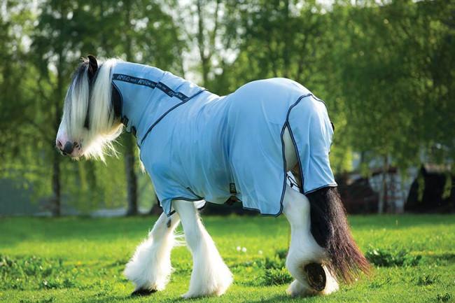 couverture cheval de trait - Le Paturon