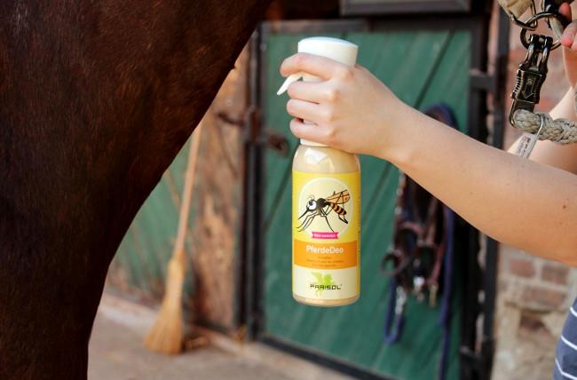Déodorant cheval naturel Parisol - Le Paturon