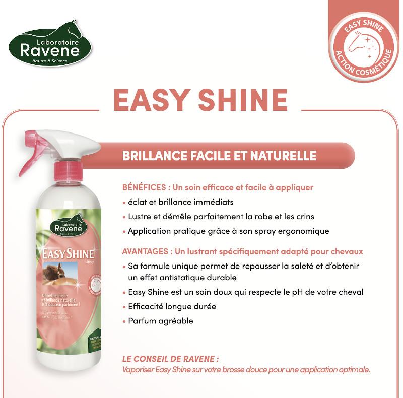Easy Shine Ravene - Le Paturon