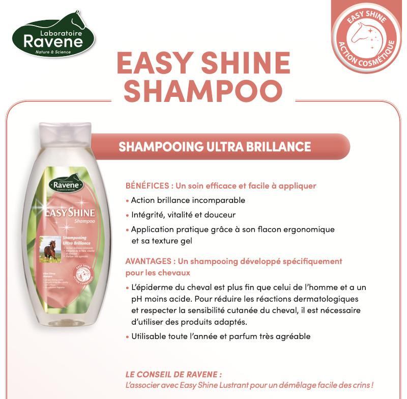 Easy Shine Shampoo Ravene - Le Paturon