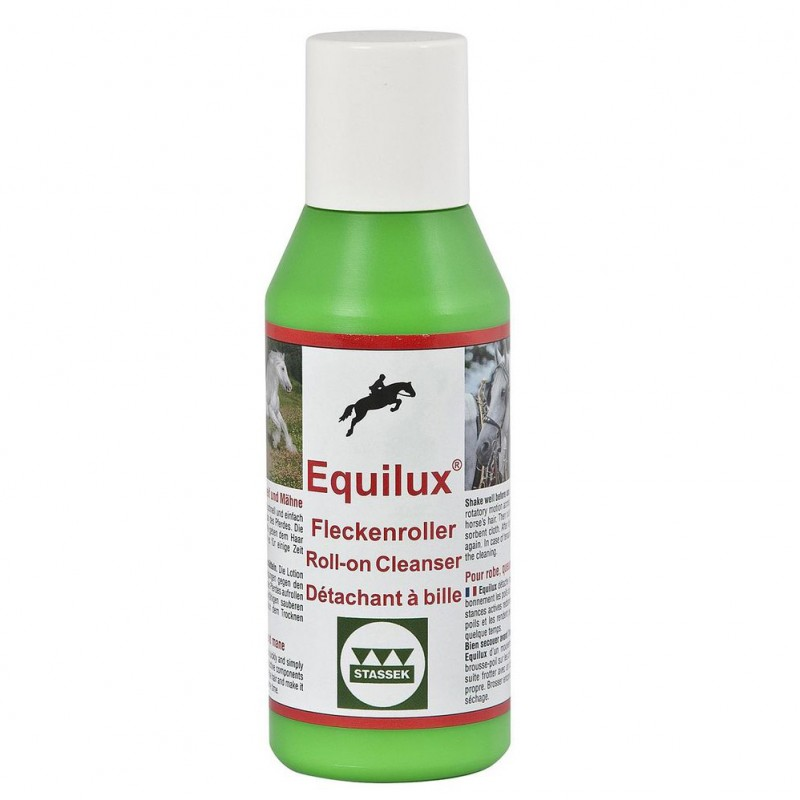 Equilux Stassek - Shampoing cheval - Le Paturon