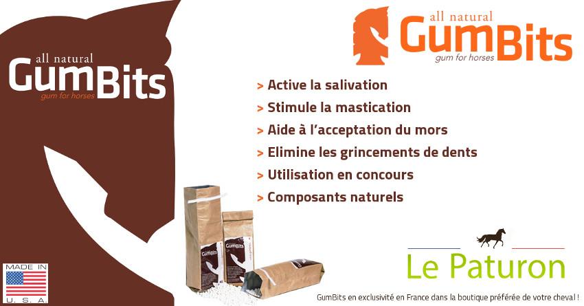 Gumbits France Revendeur Officiel - Le Paturon