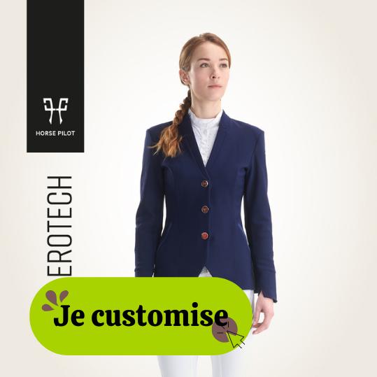 Personnalisable Horse Pilot - Le Paturon
