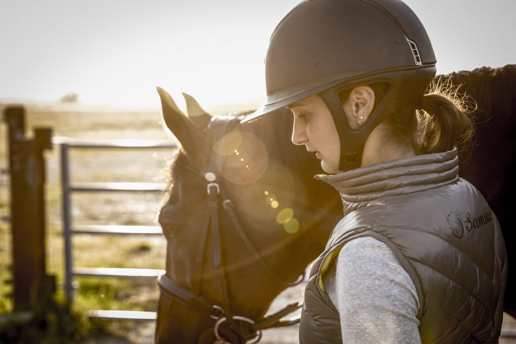 Miss Shield Samhsield - Casque équitation - Le Paturon