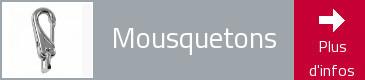 Mousquetons équitation - Le Paturon