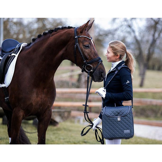 sac equitation grooming - Le Paturon