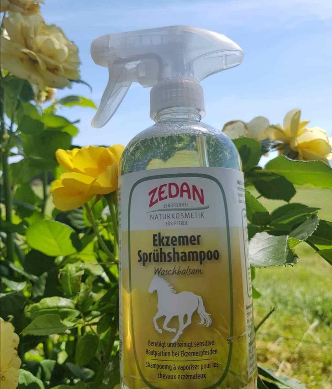 Shampoing spray anti-dermite Zedan - Le Paturon