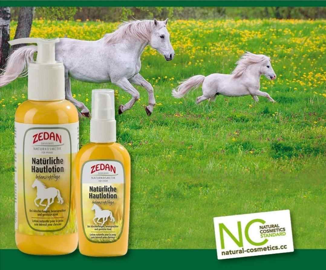 Lotion naturelle soin de la peau Zedan - Le Paturon