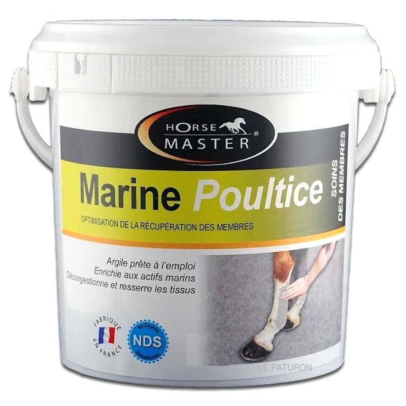 Argile marine Poultice cheval Seau de 6 kg