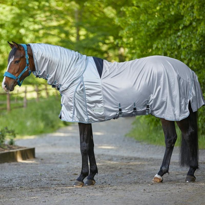 Couverture anti dermite cheval et anti mouche cheval - Le Paturon