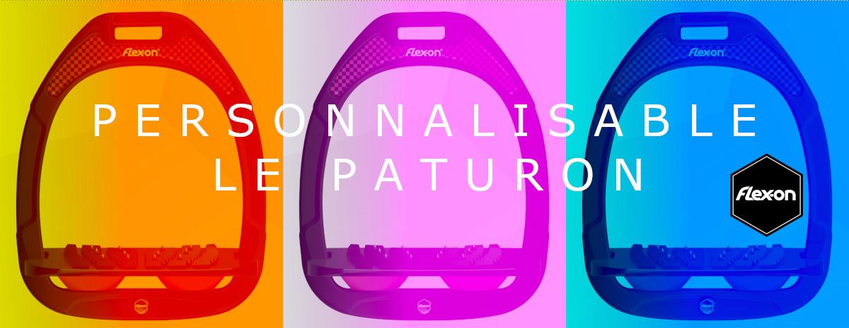 Flexon personnalisable - Le Paturon