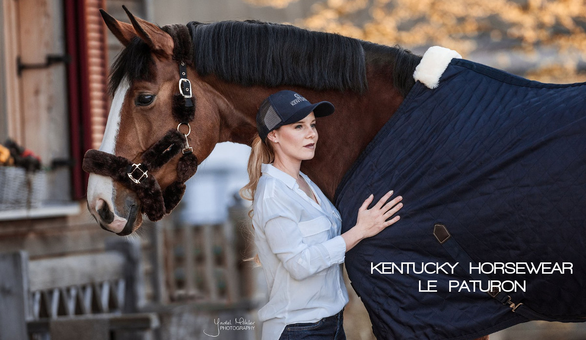 Kentucky Horsewear, Equitation Cheval - Le Paturon