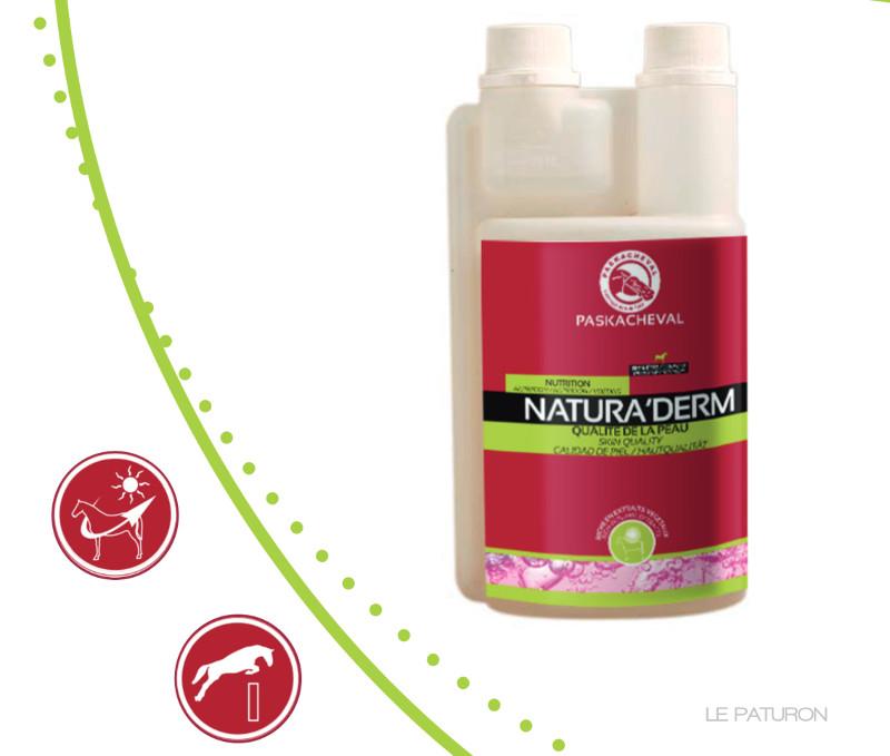 Natura derm Paskacheval - Soin Dermite cheval - Le Paturon