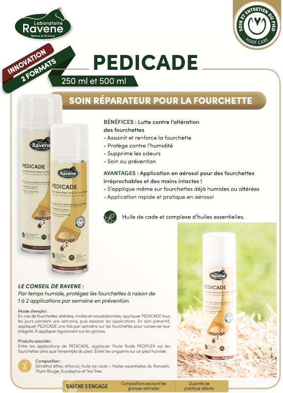 Pedicade Ravene - Le Paturon