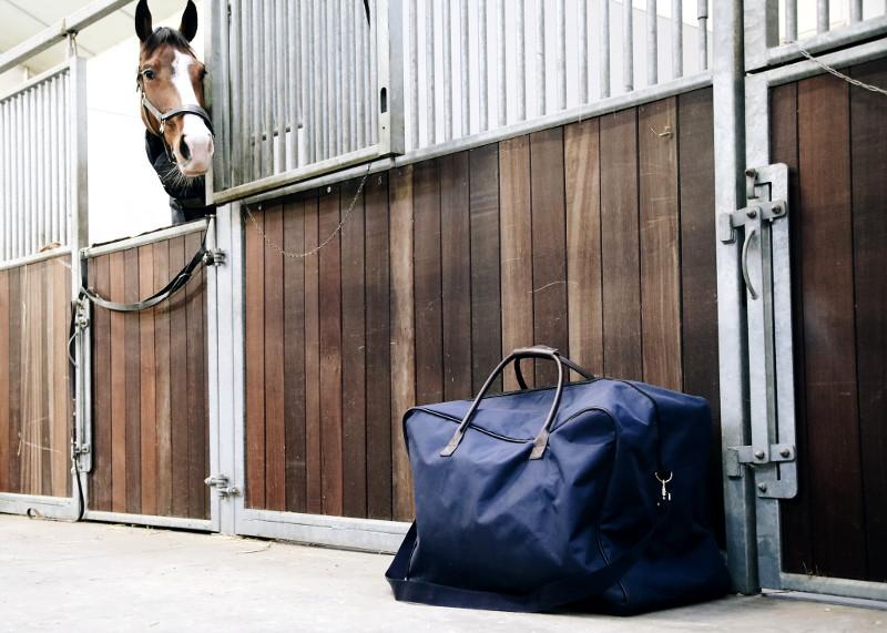Sac Rug Bag Kentucky - Le Paturon
