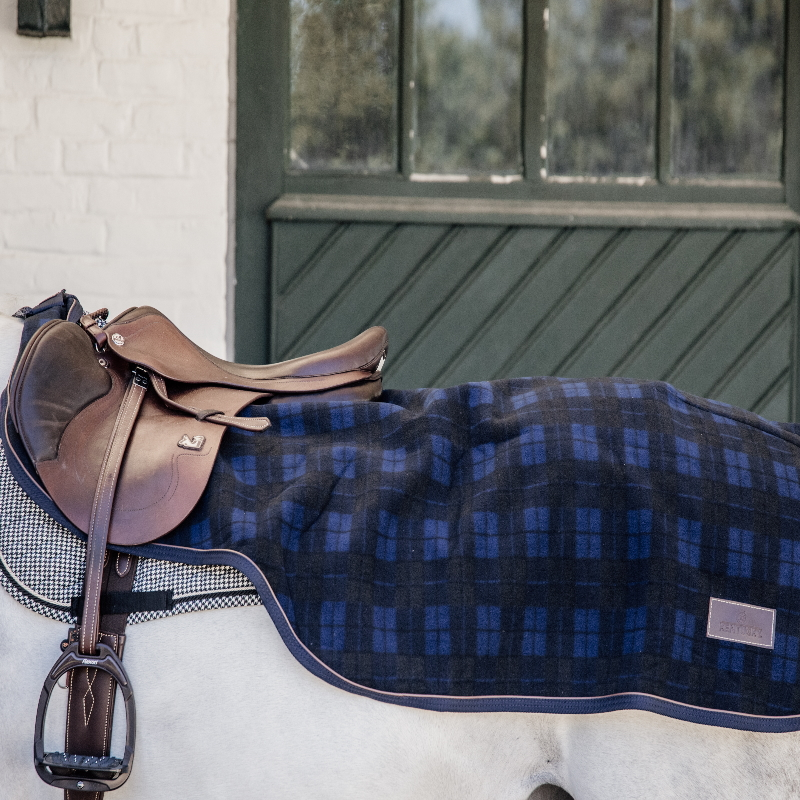 Couvre reins cheval Heavy Fleece Kentucky - Le Paturon