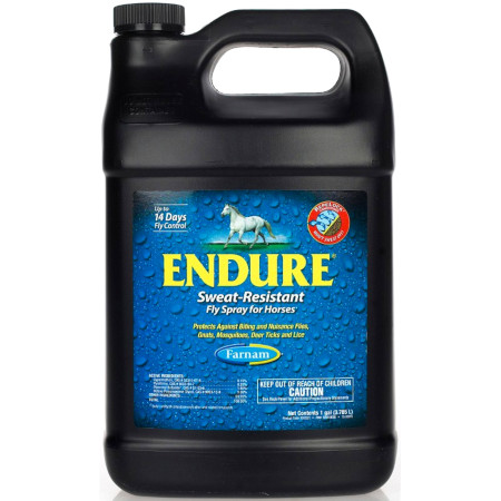 Endure anti-mouches cheval