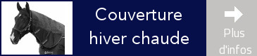 Couverture hiver cheval