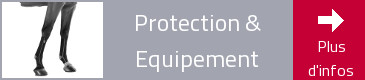 Protection equipement cheval